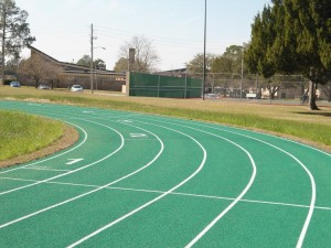 Moody Air Force Base Cross Country Track