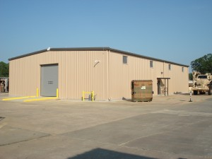 MCLB Green/Yellow Tag Facility